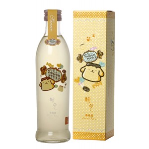 醉月布丁狗香柚酒 320ml
