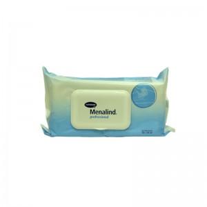 赫曼Menalind護膚濕紙巾50片有蓋
