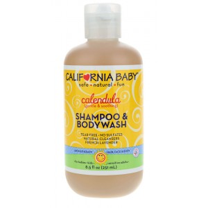 California Baby  金盞花沐浴液(小) 251ml