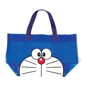 鴻福堂 Doraemon 沙灘袋(經典深藍版)