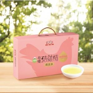 鴻福堂有機滴雞精 (禮盒裝) 60mlx10包