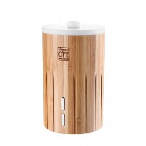 "Smartech ""O'ME"" Bamboo Aroma Humidifier - 100ml 夜光香薰加濕機"