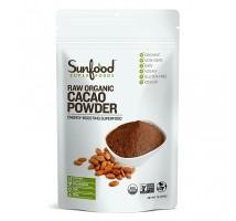 Sunfood有機天然巧克力粉1lb