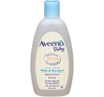 Aveeno Baby  溫和沐浴洗髲乳 8oz