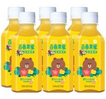 百香果蜜 - 熊大環保袋套裝 (250mlx6)