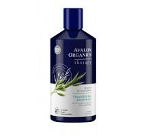 Avalon Organics強根健髮防脫髮洗髮露 - 生物素 & 維他命B群 14 oz