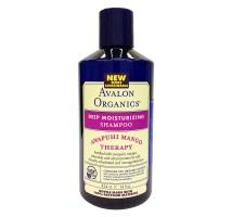 Avalon Organics深層修護保濕洗髮露 - 野薑花芒果 14 fl oz