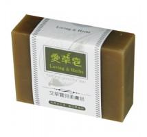 愛草皂-艾草寶貝柔膚手工皂