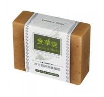 愛草皂-洋甘菊燕麥蜂蜜手工皂