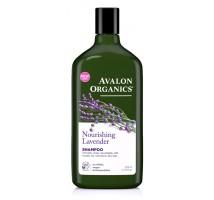Avalon Organics薰衣草滋養洗髮露 11 fl oz