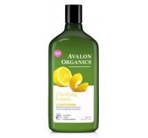 Avalon Organics檸檬清新護髮露 11 oz