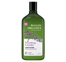 Avalon Organics 薰衣草滋養有機護髮露 11oz