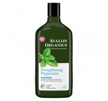 Avalon Organics 薄荷有機洗髮露 (強韌) 11 fl oz