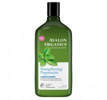 Avalon Organics 薄荷有機護髮露 (強韌) 11 oz