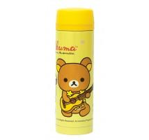 鴻福堂輕鬆小熊保溫壺-粉黃版