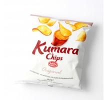 Kumara蕃薯脆片海鹽黑椒味 (不含麩質) 40克 (到期日: 2018年8月17日)