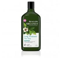 Avalon Organics茶樹去頭皮洗髮露 11 fl oz